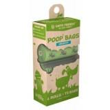 EF Poop Bags 4 Rolls of 18 Bags