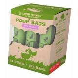 EF Poop Bags 18 rolls of 18 bags