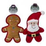 Quilited Santa or Gingerbread Man