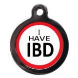 I have IBD Pet Tag