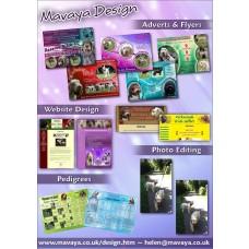 Mavaya Design - A Mcgrumpy and Snuffles recommendation